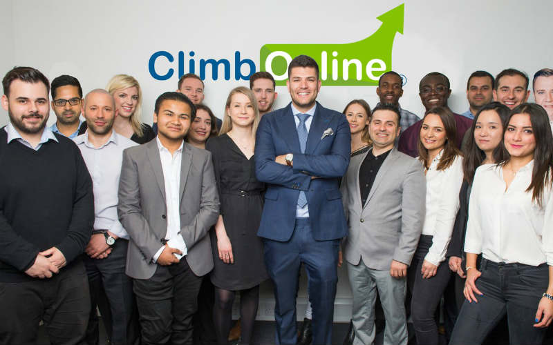 Apprentice Winner S Climb Online Announces Manchester Move