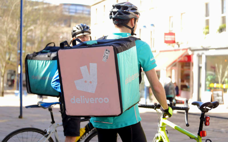 Growth on the menu for Deliveroo 4542e0149