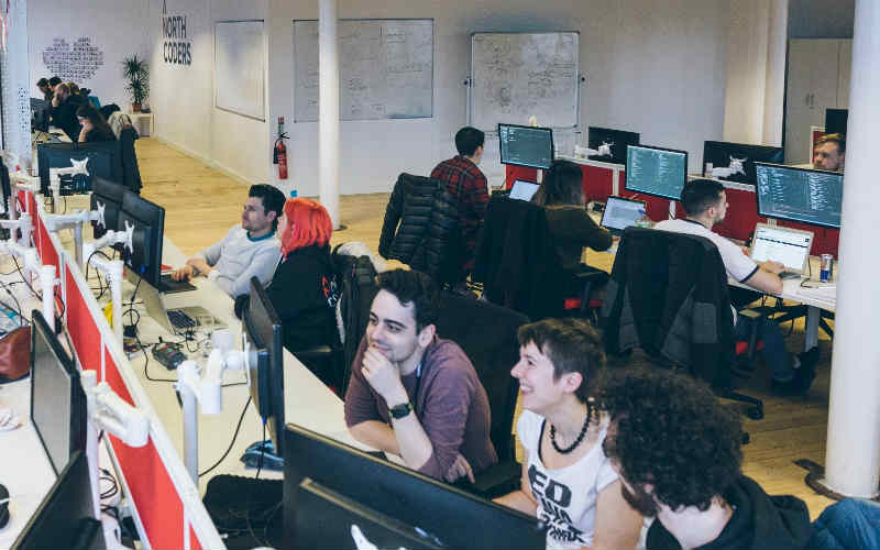 Coding bootcamp launches in Leeds city centre