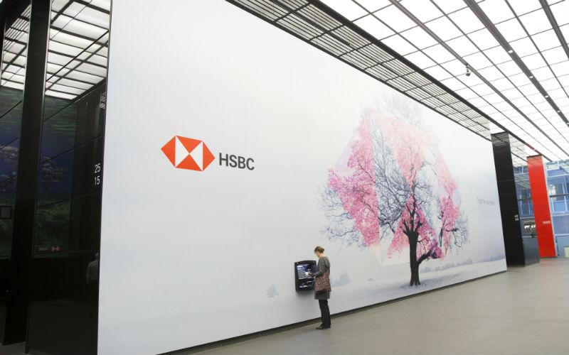 HSBC hires three digital heavyweights