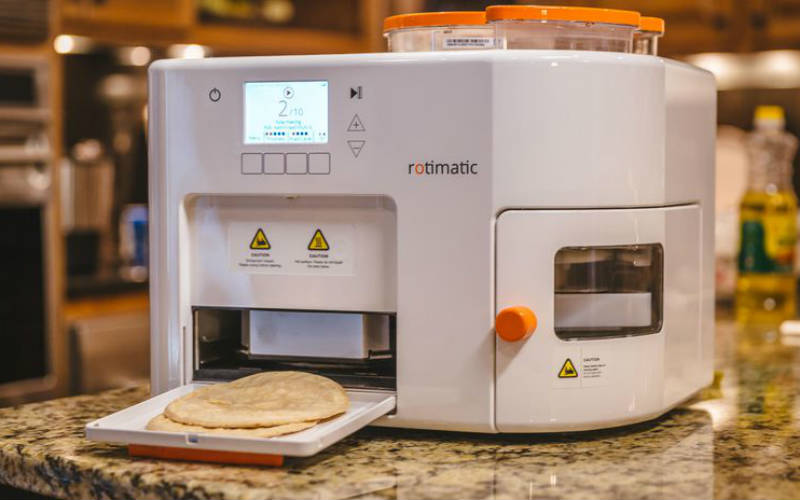 Yours for $1,000: AI-enabled tortilla-making robot