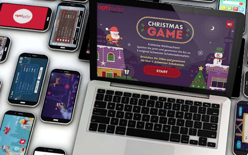 games reward customer loyalty and boost brand image