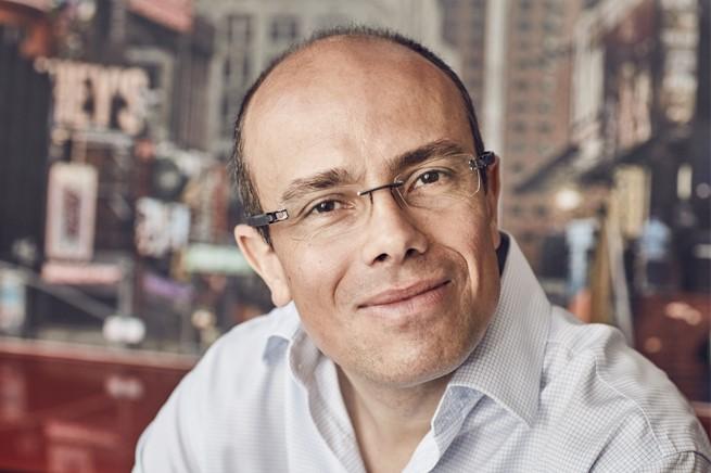 Ian Brown CEO UKFast